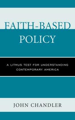 Faith-Based Policy
