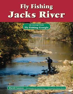 Fly Fishing Jacks River: An Excerpt from Fly Fishing Georgia