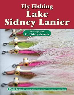 Fly Fishing Lake Sidney Lanier: An Excerpt from Fly Fishing Georgia