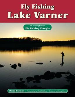 Fly Fishing Lake Varner: An Excerpt from Fly Fishing Georgia