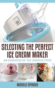 Selecting The Perfect Ice Cream Maker: An Overview Of The Various Types