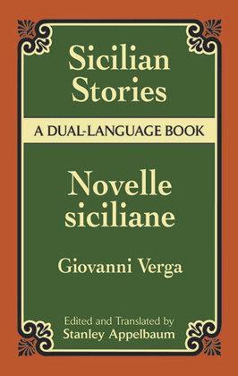 Sicilian Stories: A Dual-Language Book