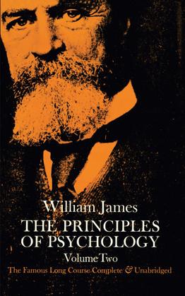 The Principles of Psychology, Vol. 2