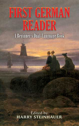 First German Reader: A Beginner's Dual-Language Book