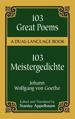 103 Great Poems: A Dual-Language Book