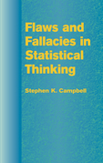 Flaws and Fallacies in Statistical Thinking
