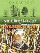 Painting Trees and Landscapes in Watercolor