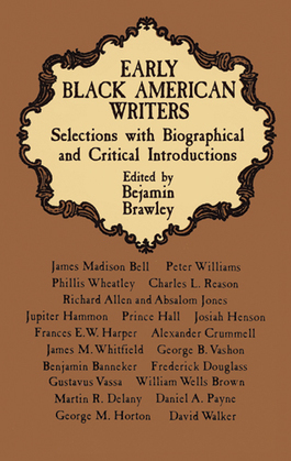Early Black American Writers