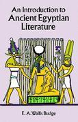 An Introduction to Ancient Egyptian Literature