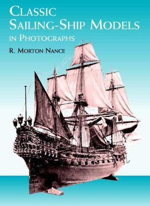 Classic Sailing-Ship Models in Photographs
