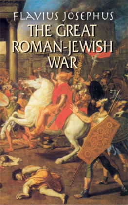 The Great Roman-Jewish War