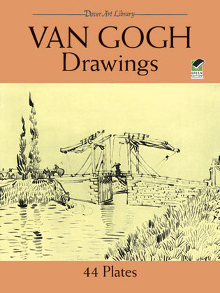 Van Gogh Drawings: 44 Plates