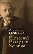 Einstein's Essays in Science
