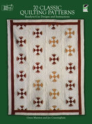 70 Classic Quilting Patterns: Ready-to-Use Designs and Instructions