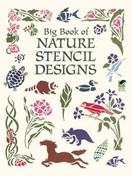 Big Book of Nature Stencil Designs