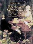 Beethoven Symphonies Nos. 6-9 Transcribed for Solo Piano