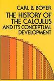 The History of the Calculus and Its Conceptual Development