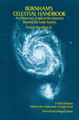 Burnham's Celestial Handbook, Volume One
