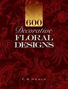 600 Decorative Floral Designs