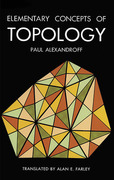 Elementary Concepts of Topology
