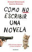 Cómo no escribir una novela