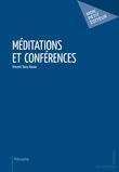Méditations et conférences