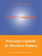 Nouveaux exploits de Sherlock Holmes
