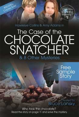 The Case of the Chocolate Snatcher—Free Sample Story