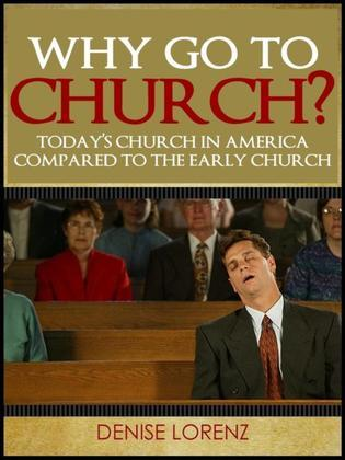 Why go to Church?