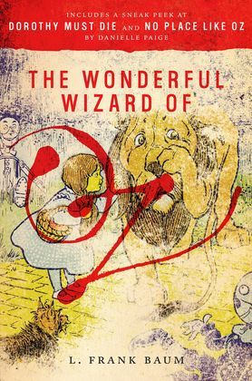 Cover image (The Wonderful Wizard of Oz)
