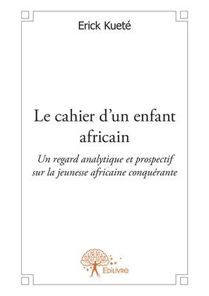 Le cahier d'un enfant africain