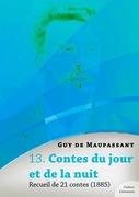 Contes du jour et de la nuit, recueil de 21 contes