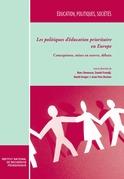 Les politiques d'éducation prioritaire en Europe. TomeI
