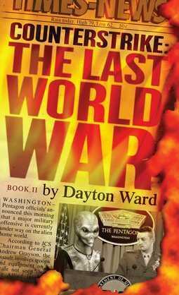 Counterstrike: The Last World War, Book 2