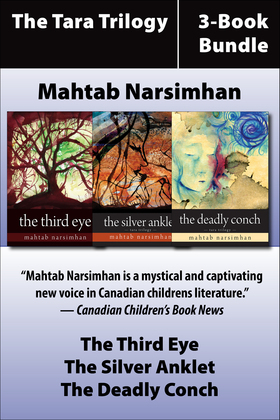 The Tara Trilogy 3-Book Bundle: The Third Eye / The Silver Anklet / The Deadly Conch