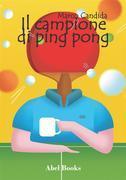 Il campione di ping pong