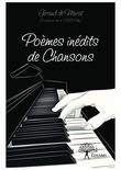 Poèmes inédits de Chansons