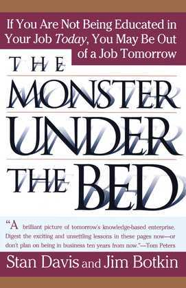 Monster Under The Bed