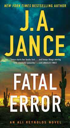 Fatal Error: A Novel