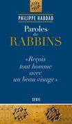 Paroles de Rabbins