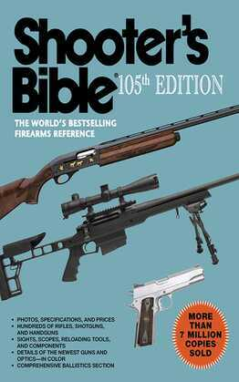 Shooter's Bible, 105th Edition