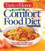 Taste of Home Best of Comfort Food Diet Cookbook