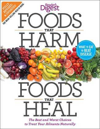Foods that Harm and Foods that Heal