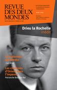 Revue des Deux Mondes mars 2014