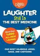 Laughter Still Is the Best Medicine
