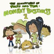 The Adventures of Tulip and Tom: Monkey Business 1