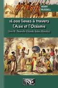 16.000 lieues à travers l'Asie et l'Océanie