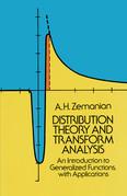Distribution Theory and Transform Analysis