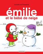 Emilie et le bébé de neige
