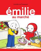 Emilie au marché
